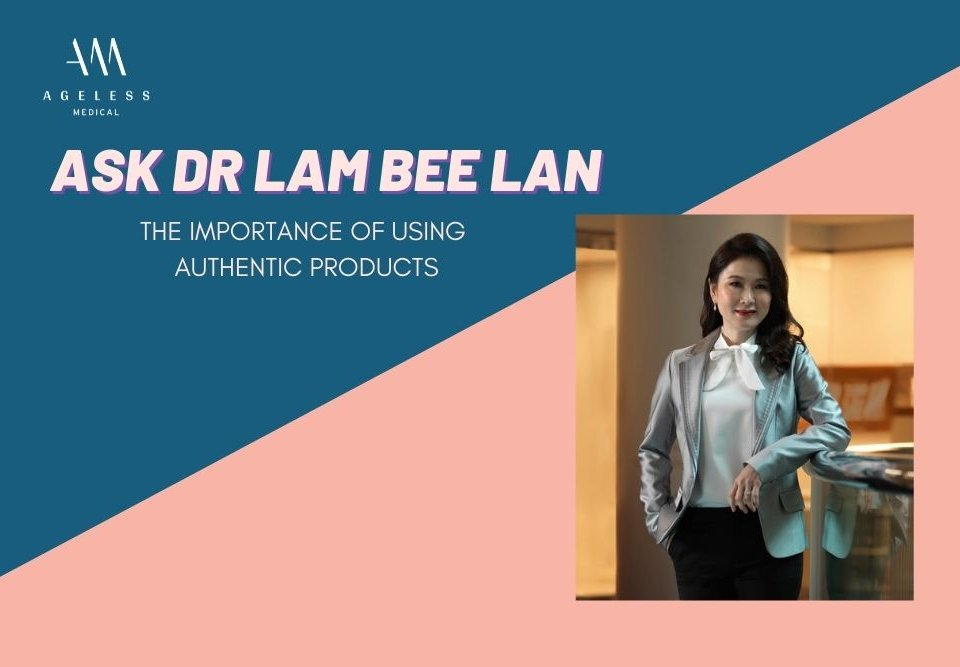 Authentic aesthetic products,Dr lam bee lan, profhilo, injectables, botox, fillers, laser, ageless medical, ageless medi aesthetics, authorized aesthetic products